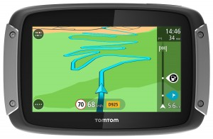 1.1 TomTom Rider 400 Premium Pack