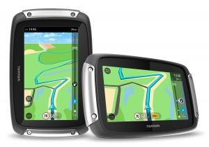 1.2 TomTom Rider 400 Premium Pack