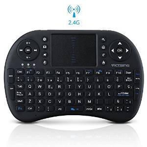 1.VicTsing Mini teclado