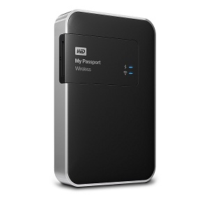 1.Western Digital My Passport Wireless