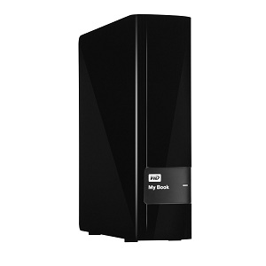 3.Western Digital My Book Premium Storage