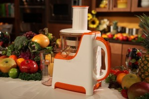 3.Windirect Power Press Juicer