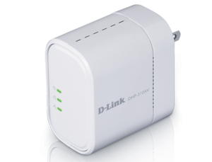 1. D-Link DHP-310AVE
