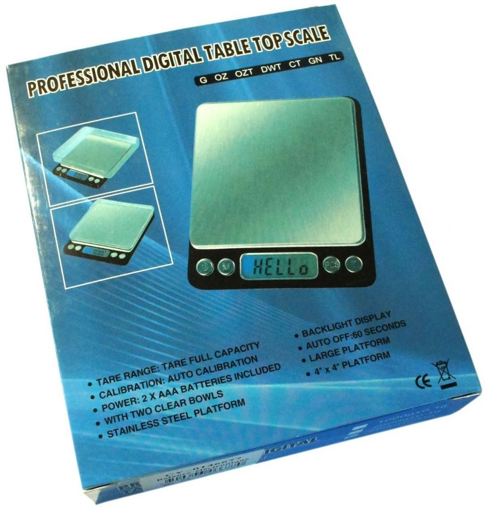 1.Digital Scale XL 2PP