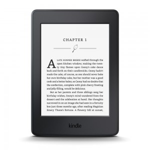 1.Kindle Paperwhite