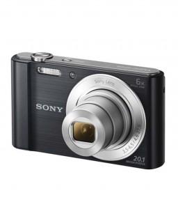 1.Sony DSC-W810