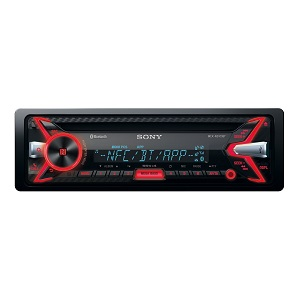 2.Sony MEX-N5100BT