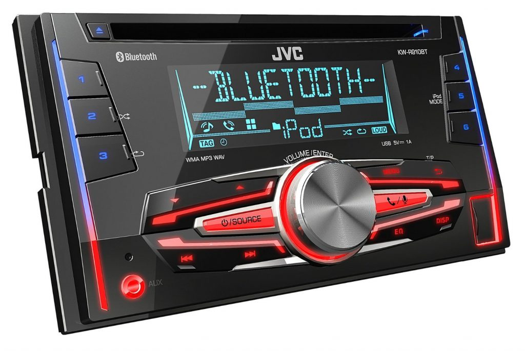 A.1 El mejor radio para coche