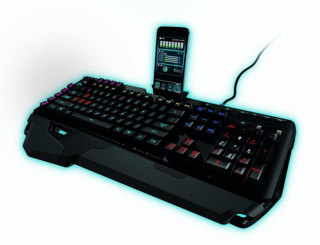 A.1 El mejor teclado mecanica para gaming