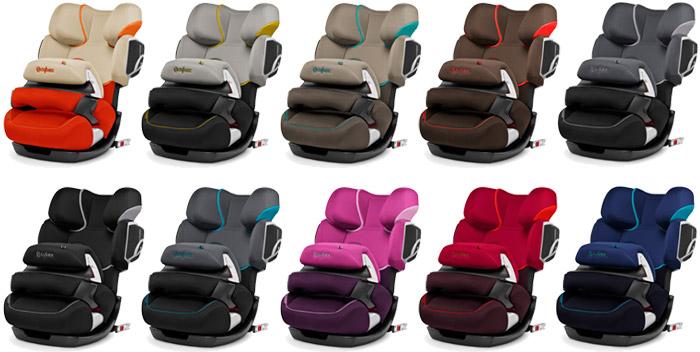 A.1 La mejor silla de coche con isofix