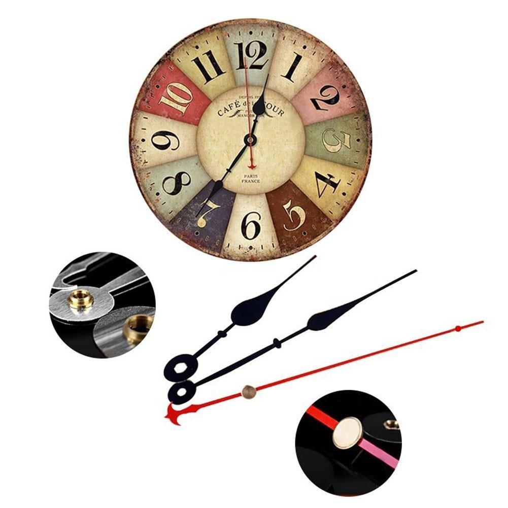 1. Reloj de pared