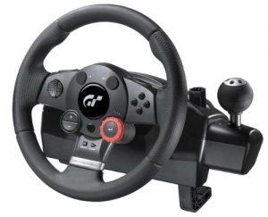 1.1 Logitech Driving F. GT