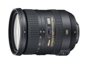 1.1 Nikon AF-S DX 18-200mm F3.5-5.6 G ED VR II