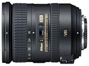1.2 Nikon AF-S DX 18-200mm F3.5-5.6 G ED VR II