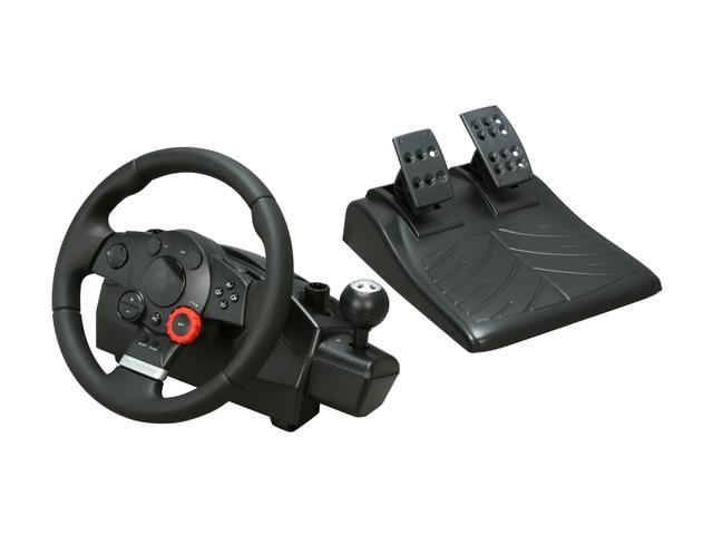 1.3 Logitech Driving F. GT
