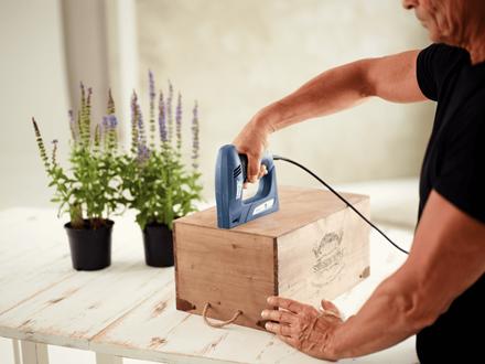 La mejor grapadora el ctrica comparativa guia de compra - Grapadora para madera ...