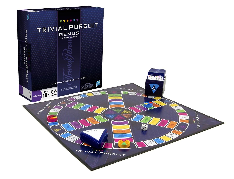 2. Trivial Pursuit Genus Edicion Master