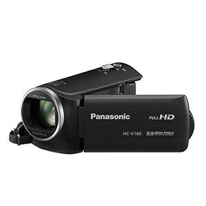 2.Panasonic HC-V160EC-K