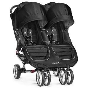 3.Baby Jogger City Mini Gemela