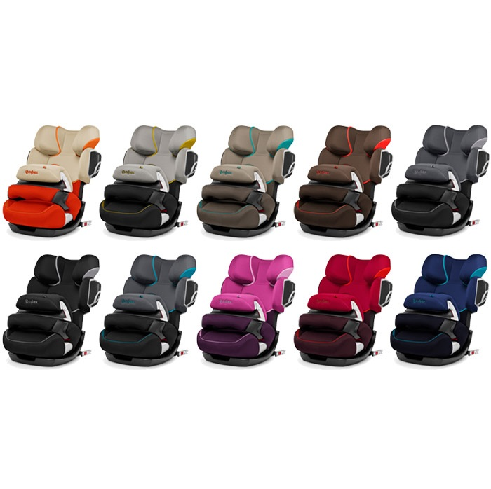 Las mejores sillas de coche grupo 1 2 3 con isofix for Sillas coche bebe isofix grupo 1 2 3