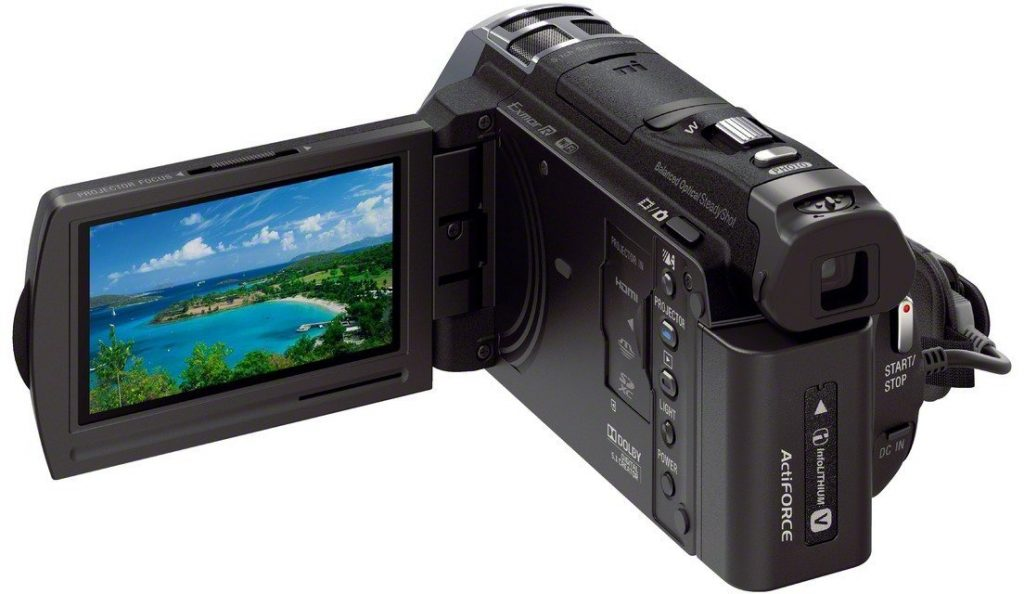 A.1 Sony Handycam HDR-PJ810E
