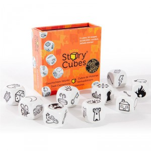 1.Asmodee - Story Cubes