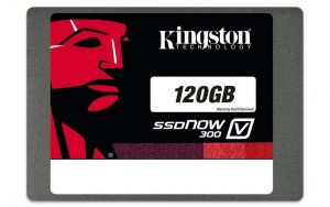 1.Kingston SSDNowV300