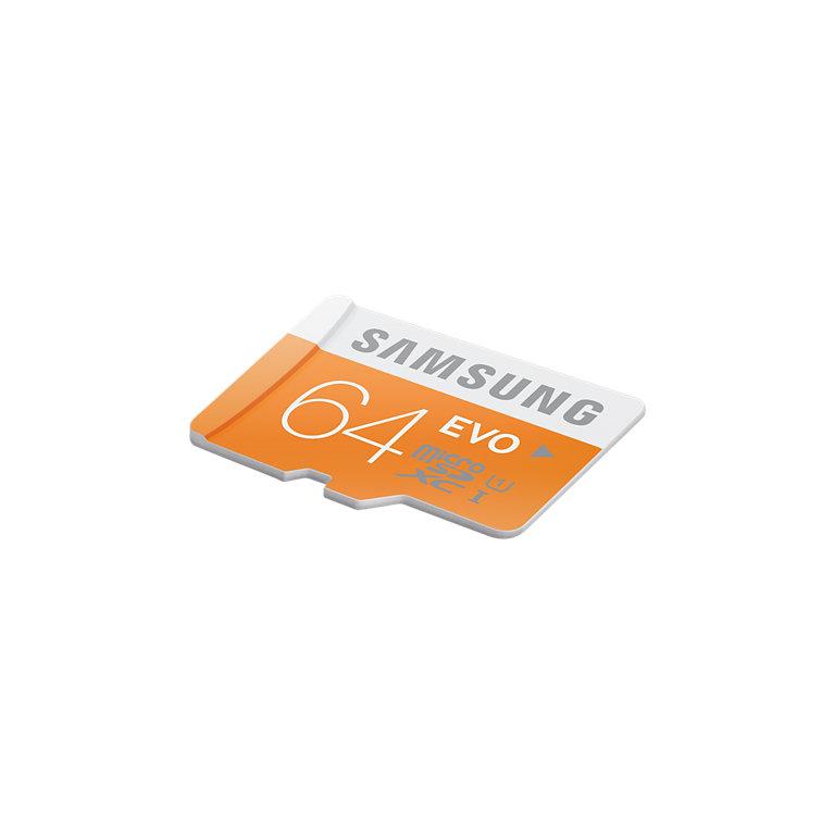 1.Samsung Evo MB-MP64DA EU