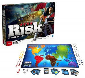 2.Risk Hasbro Games