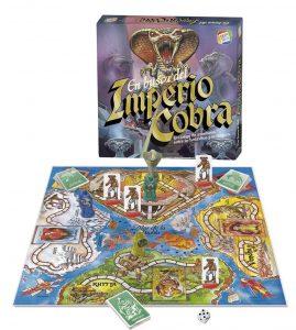 3.En busca del Imperio Cobra - Cefa