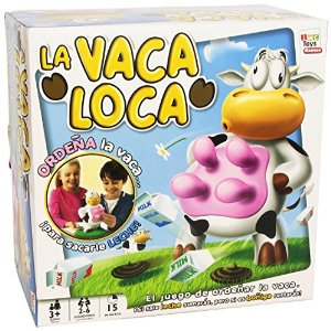 3.IMC Toys - Juego La vaca loca