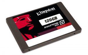 3.Kingston SSDNowV300