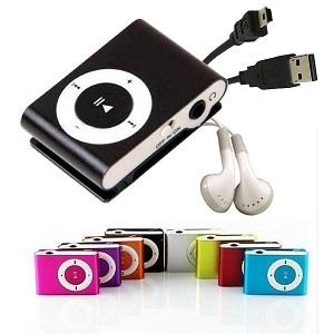 3.Mini Clip Reproductor MP3