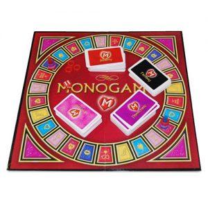 3.Monogamy