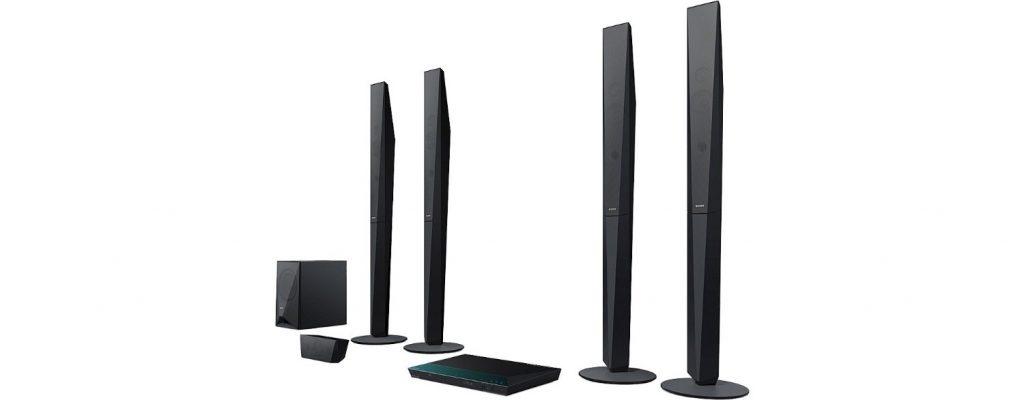 3.Sony BDV-E6100