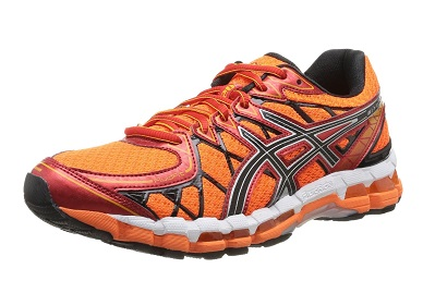 1) Asics Gel Kayano 20
