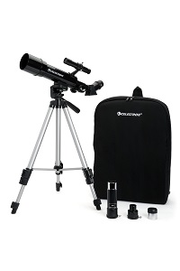 1.1 Celestron Travel Scope 50
