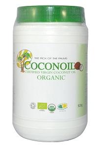1.1 Coconoil Virgen Organic Ecológico 1L