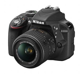 1.3 Nikon D3300