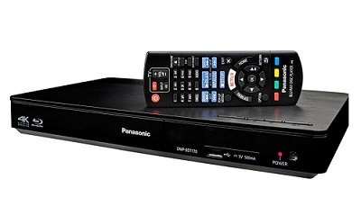 1.3 Panasonic DMP-BDT170EG