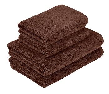 1.AmazonBasics - Juego de toallas