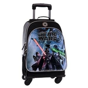 1.Star Wars Trolley