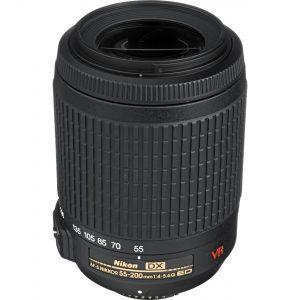2.AF-S DX VR 55-200mm F4-5.6 G