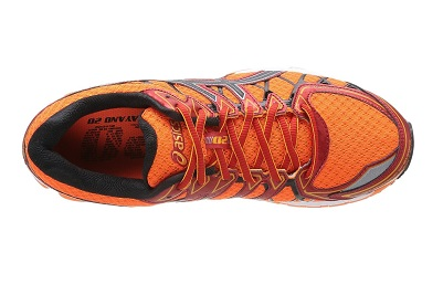 3) Asics Gel Kayano 20