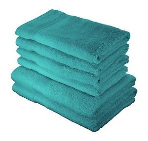 3.AmazonBasics - Juego de toallas