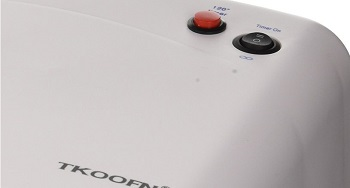 3Profesional de uñas eléctrico y secador UV Gel máquina