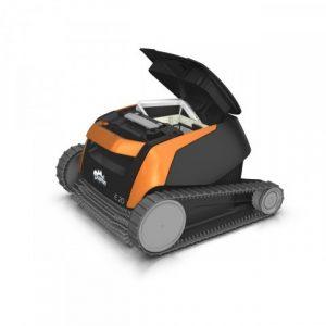 Los mejores robots limpiafondos electricos comparativa for Piscinas pequenas plastico duro