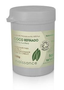 Coco Refinado BIO Sólido