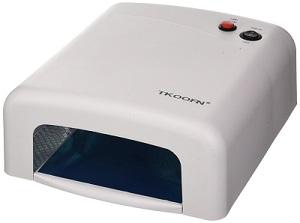 Profesional de uñas eléctrico y secador UV Gel máquina