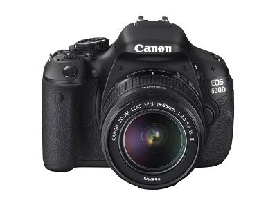 1.1 Canon EOS 600D